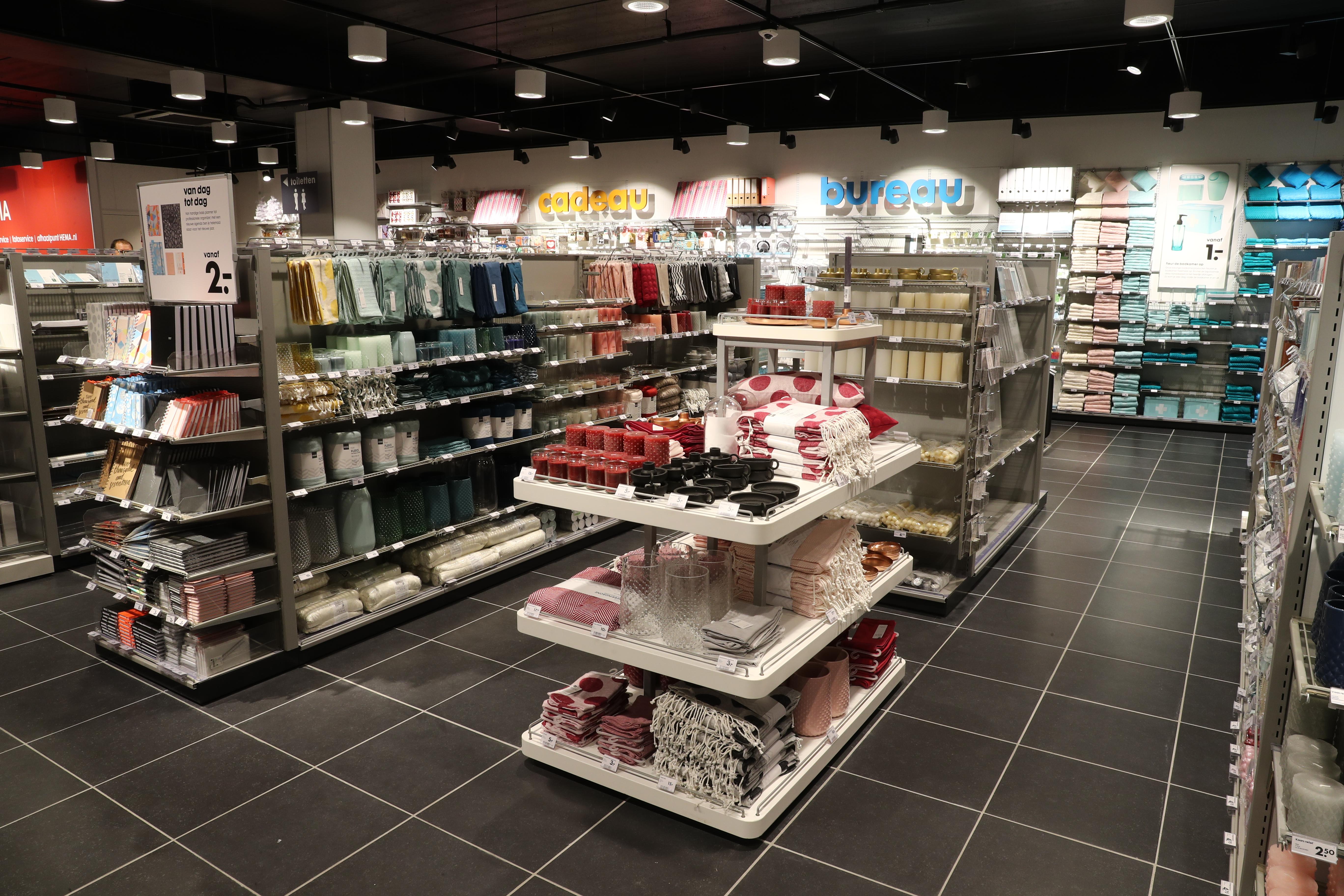 HEMA Berkel-Enschot krijgt internationale winkelconcept - De Schakel